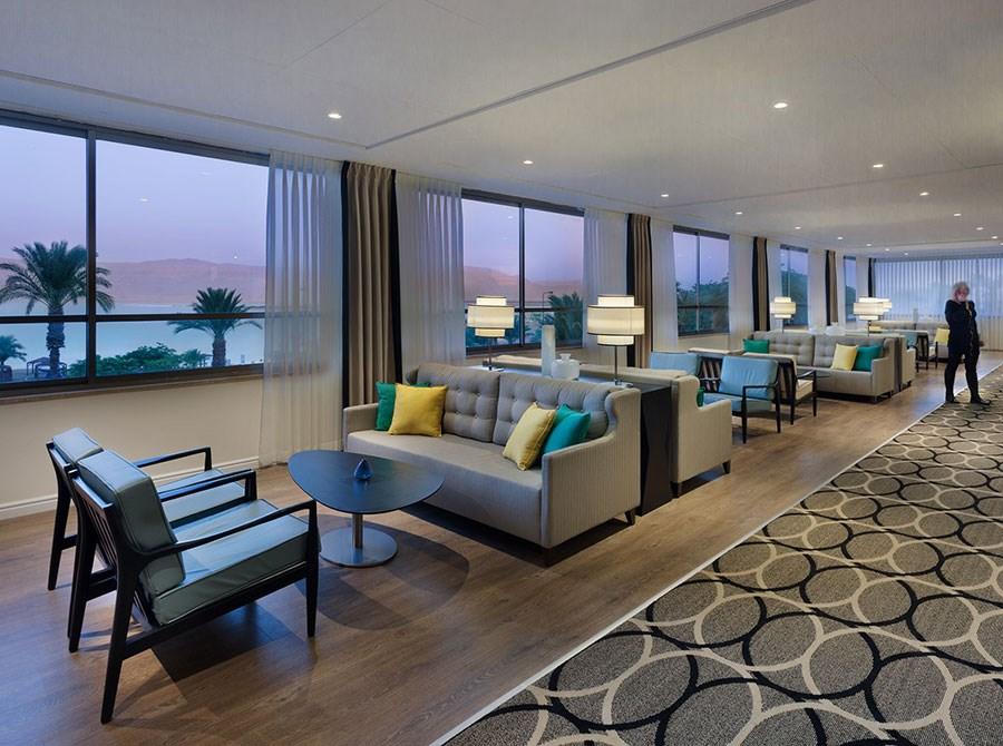 Oasis hotel - Lobby