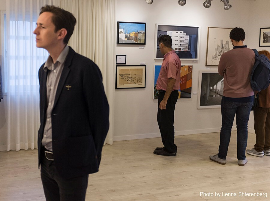 'My Tel Aviv' Art Exhibition