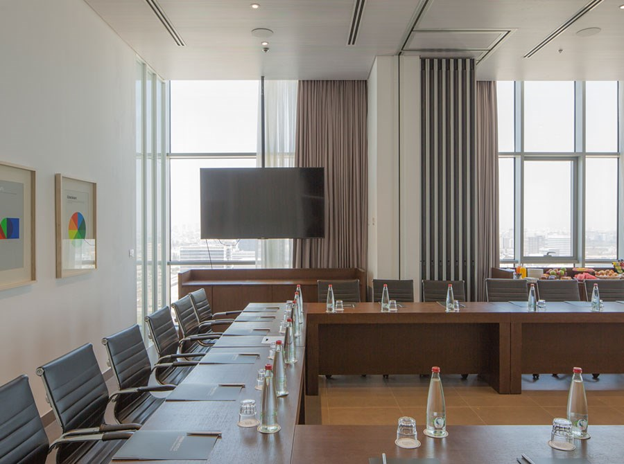 Conference and Board Rooms