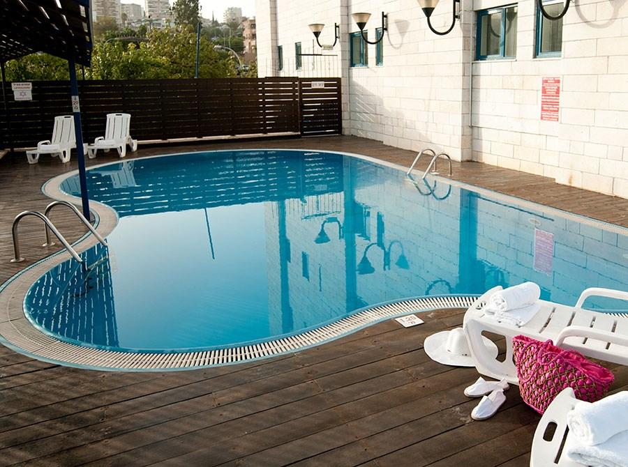 Prima Galil - Swimming Pool