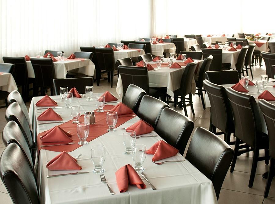 Prima Galil - Dining room