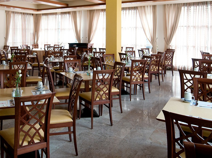 Prima Palac - Dining room
