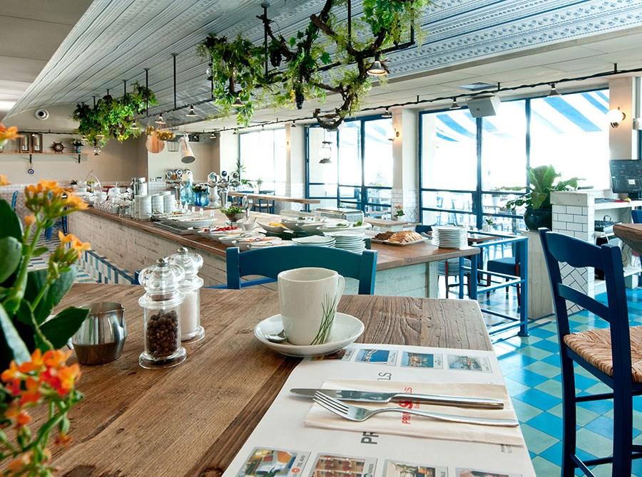 Prima Tel Aviv - Dining room