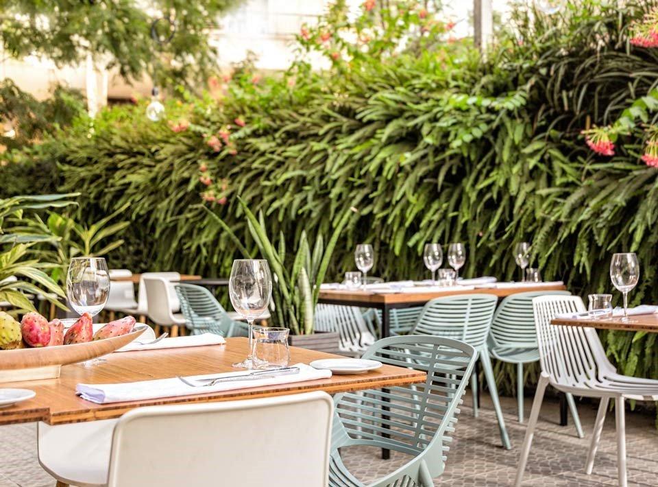 Prima City - Mapu Restaurant