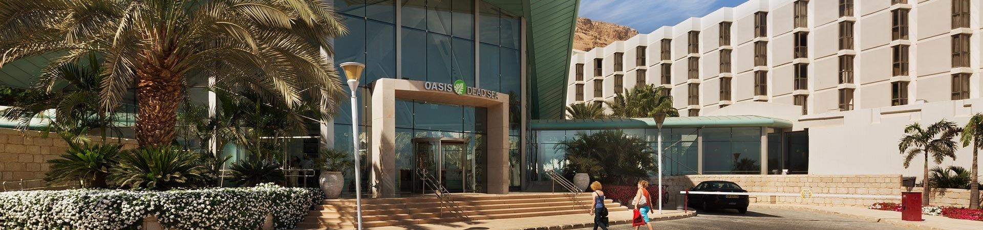 Oasis - Entrance