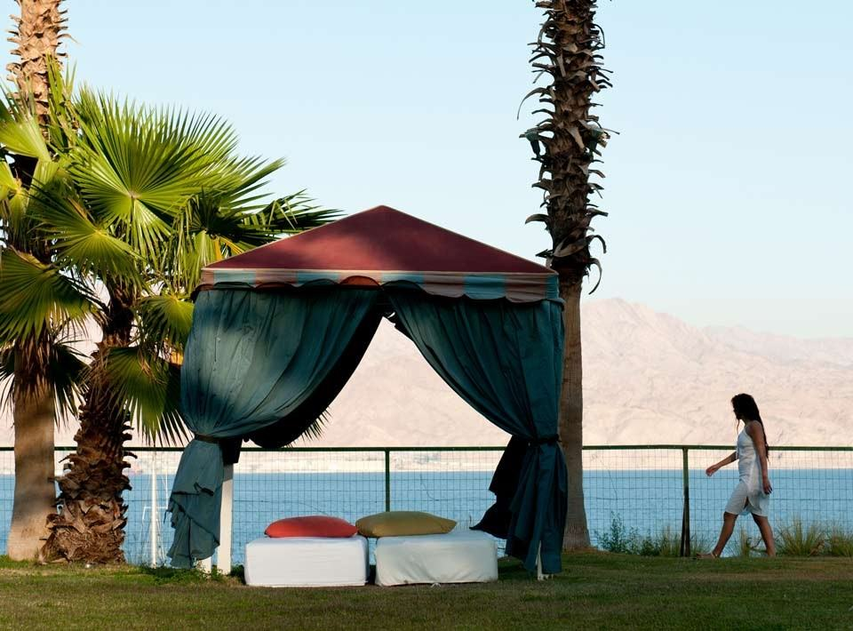 Relaxation tent