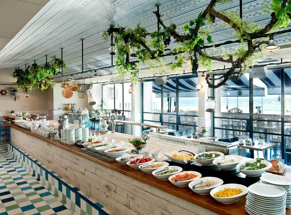 Prima Tel Aviv Breakfast Room