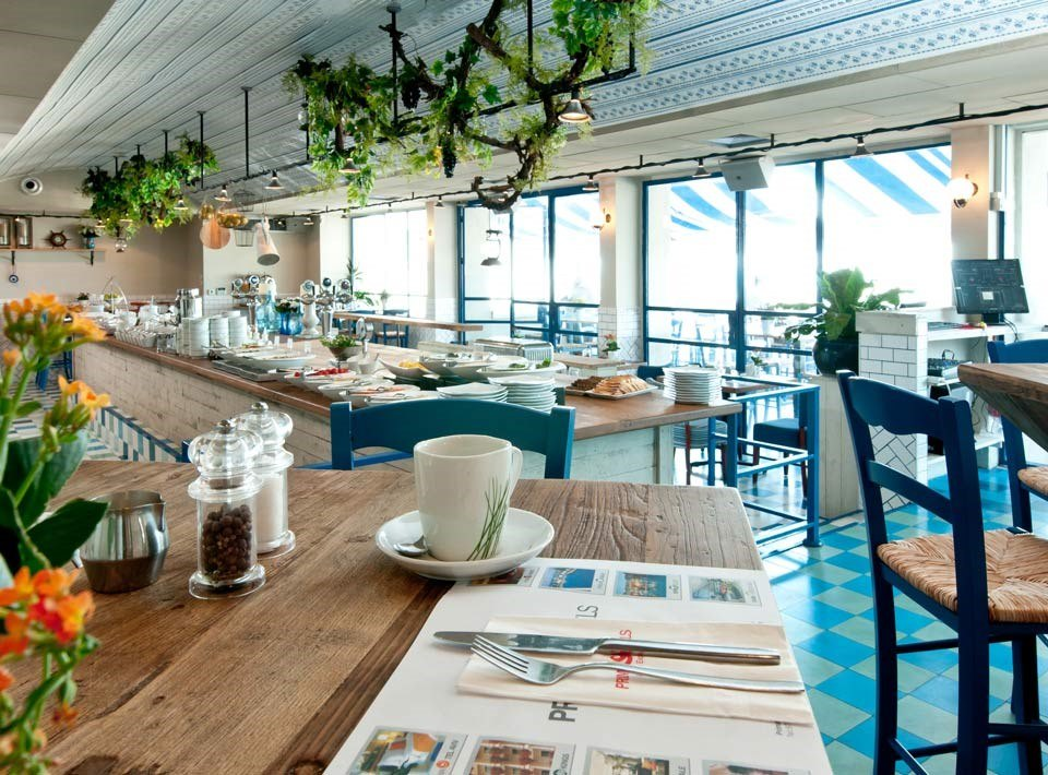 Breakfast Room in Prima Tel Aviv