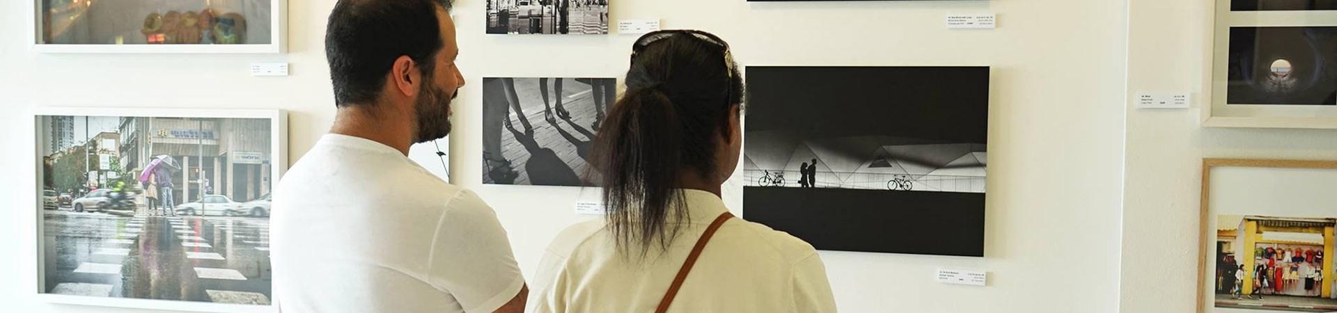 Prima Gallery For local art