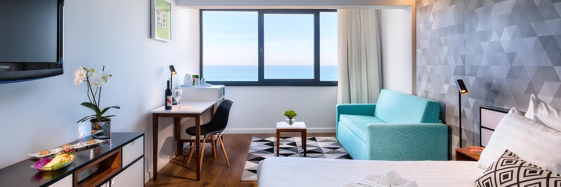 Prima Tel Aviv - Delux Room