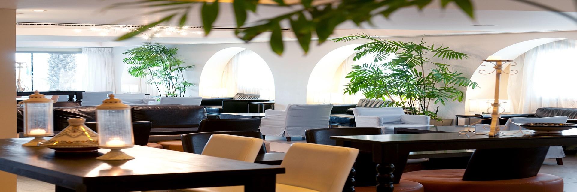 Spa Club - Lobby
