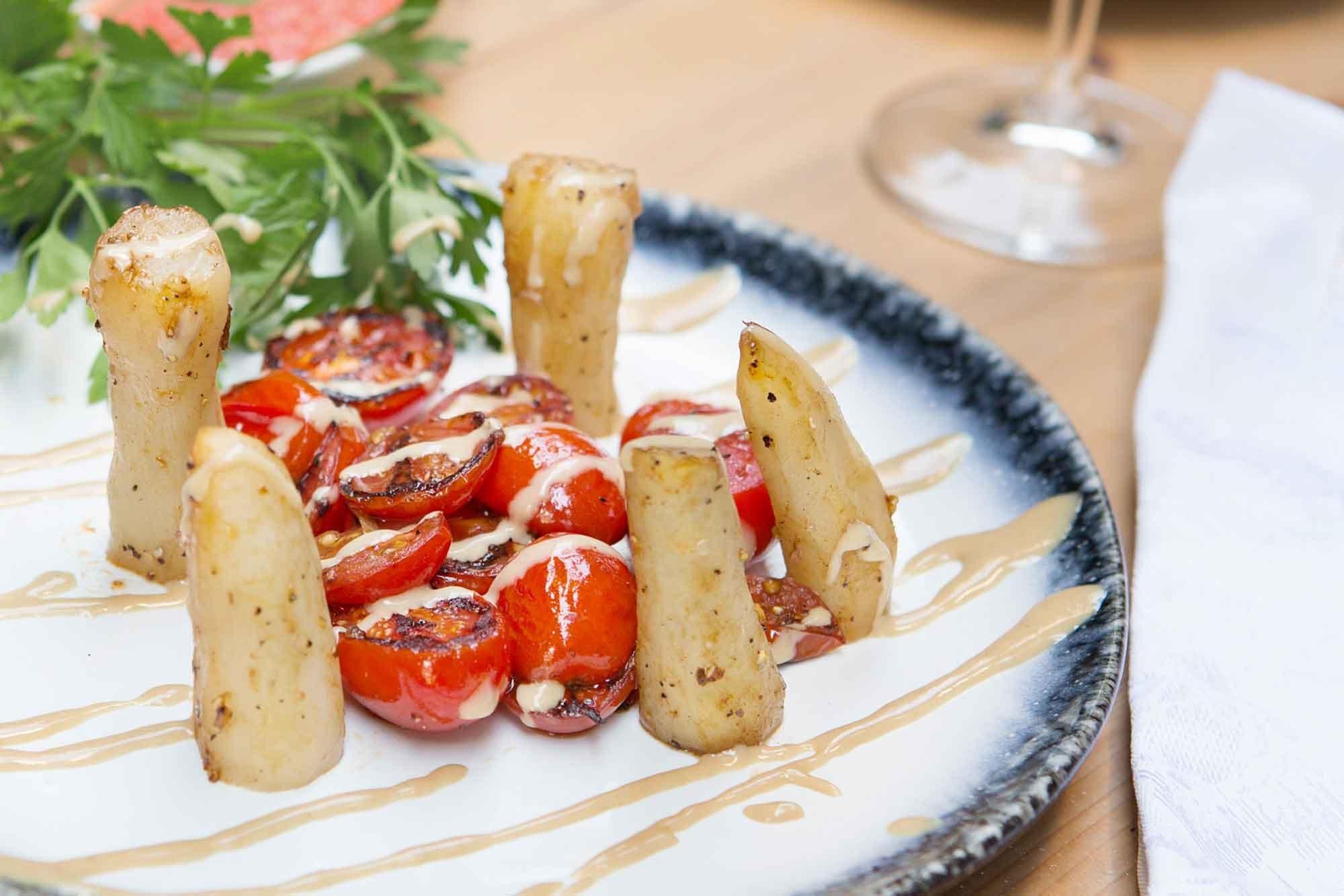 Mapu Restaurant - Chef Nir Zook