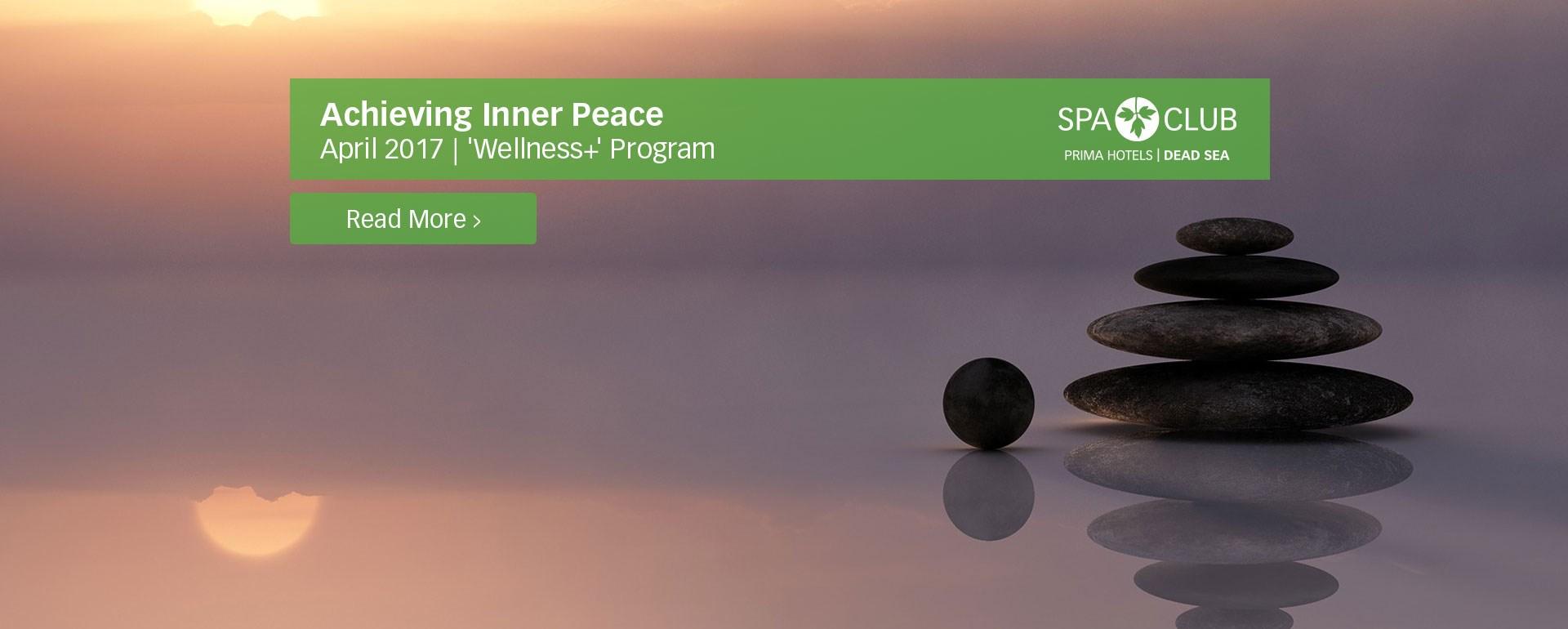 April 2017 - Inner Peace