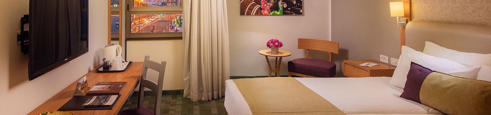 Prima Park Superior Room