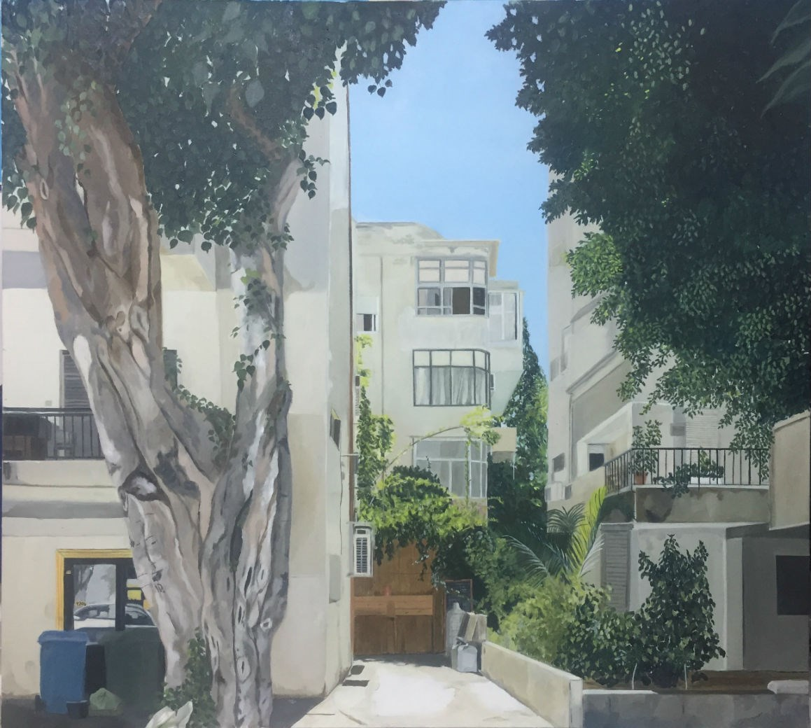 Tel Aviv_ White city II