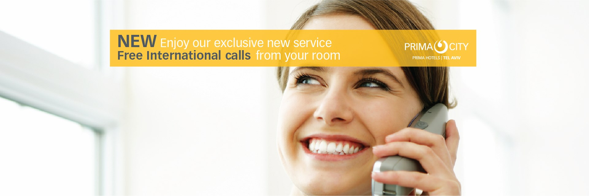 Free International Calls Prima CIty