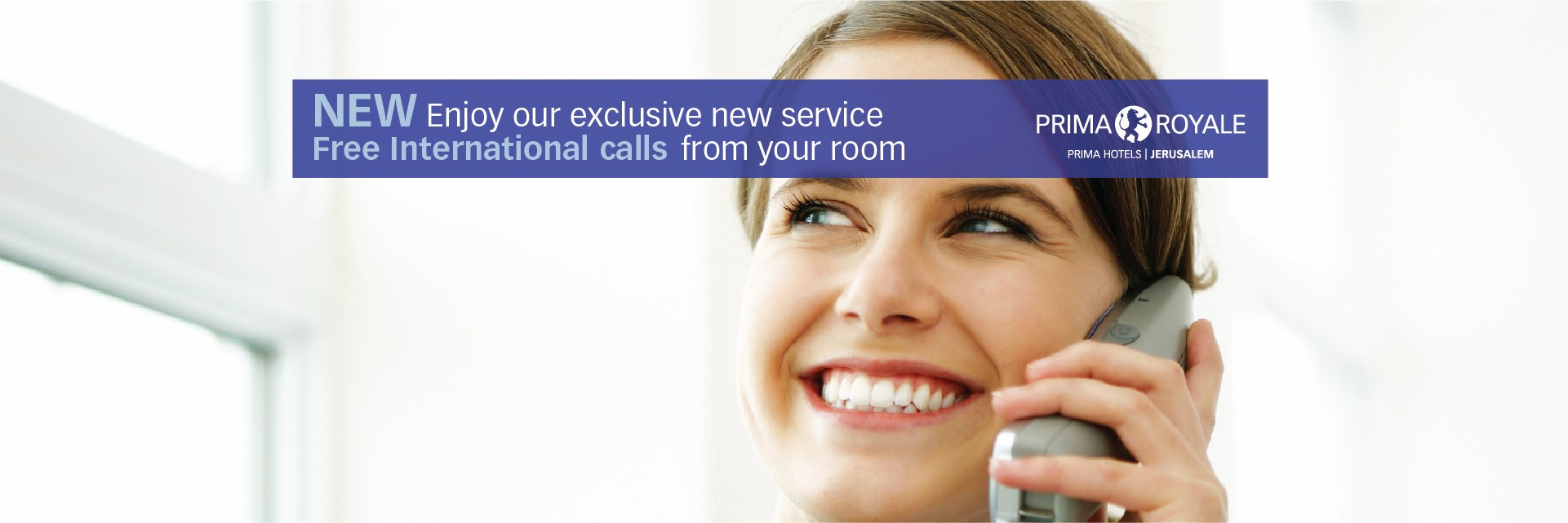 Free International Calls Prima Royale