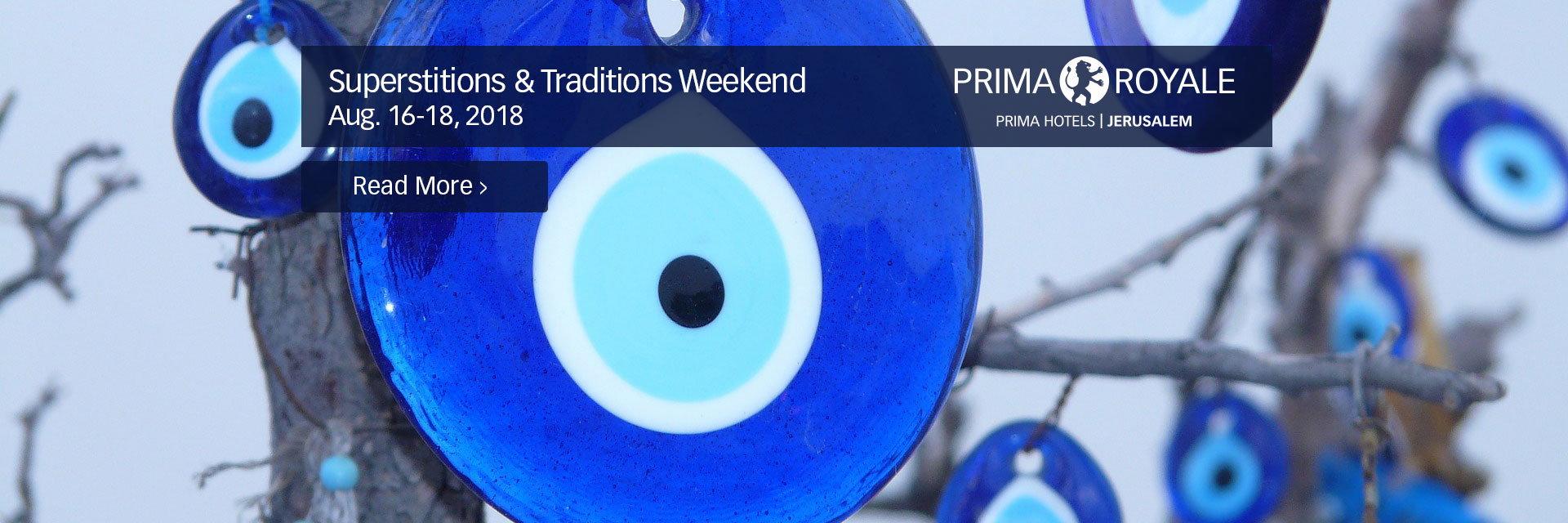 Superstitions and Traditions Weekend