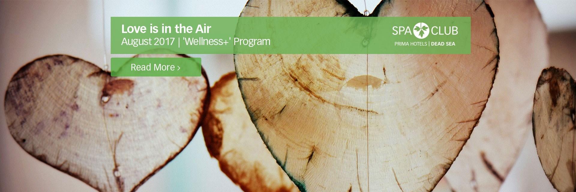 Wellness+ August - Love