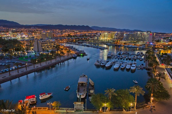 Experience the Fun of Eilat's Blend