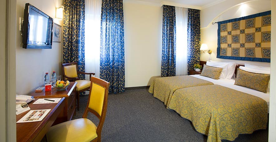 Prima Palace Deluxe Room