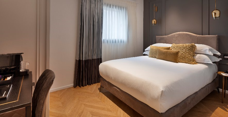single room - jacob samuel hotel
