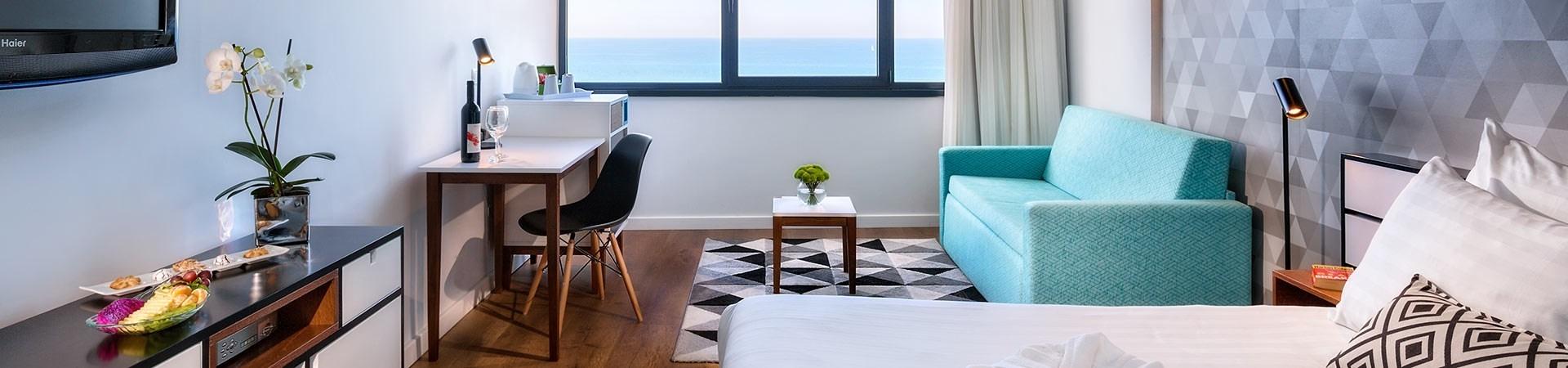 Prima Tel Aviv - Deluxe Room