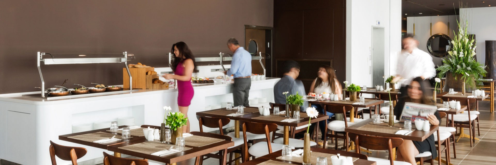 Restaurant and Coffee Bar